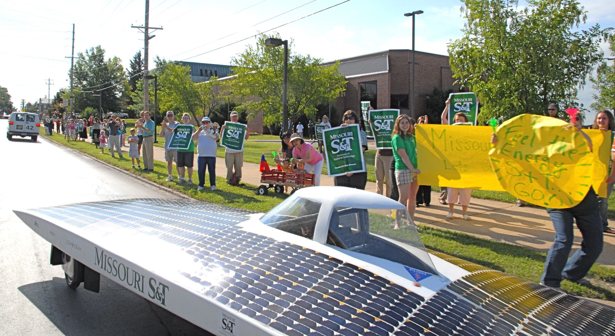 Missouri S And T Solar Car