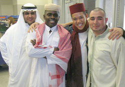 Scenes from 2005 UMR International Students Day