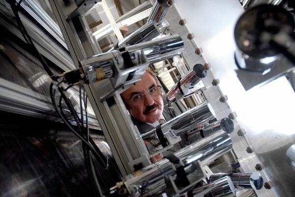 Researcher studies fuel flow patterns for next-generation reactors