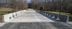 Bridge 14802301 in Greene County