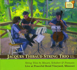Jacques Thibaud CD