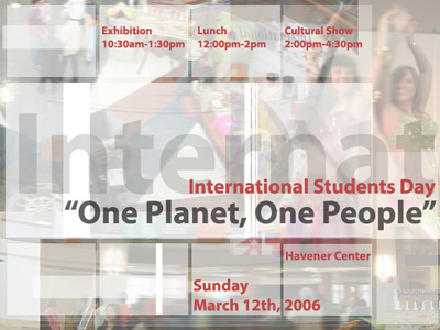 March 12 is International Students Day at UMR