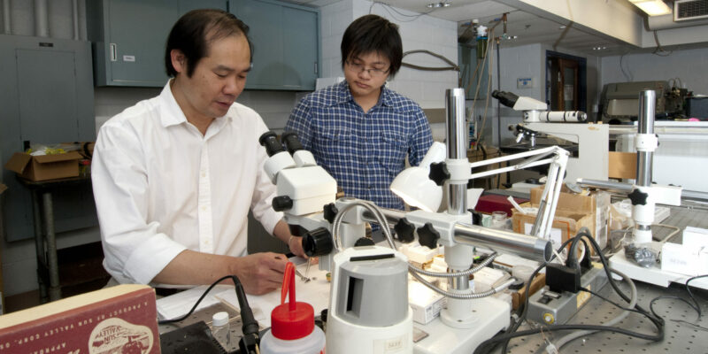 Yew San Hor receives NSF CAREER award for physics research, education