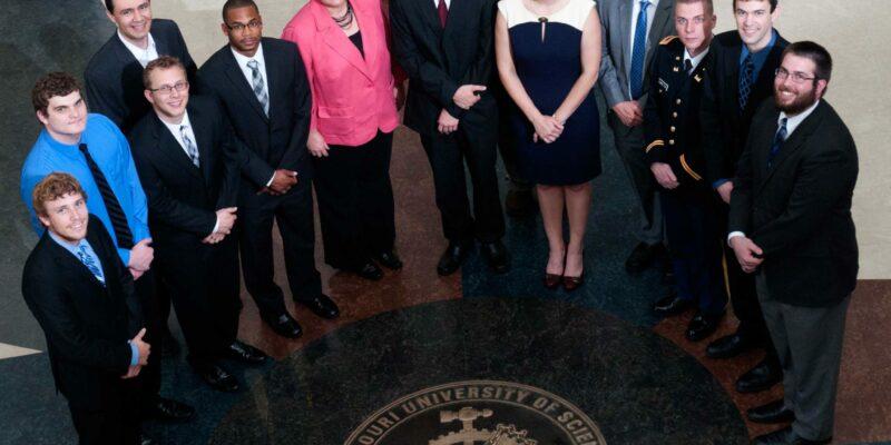 Missouri S&T students receive Grainger Power Engineering Awards