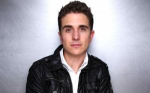 Singer, dancer and illusionist Adam Trent