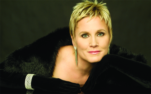 Broadway actress to perform at Leach Theatre