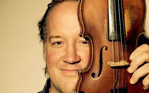 Jazz violinist to perform at Leach Theatre