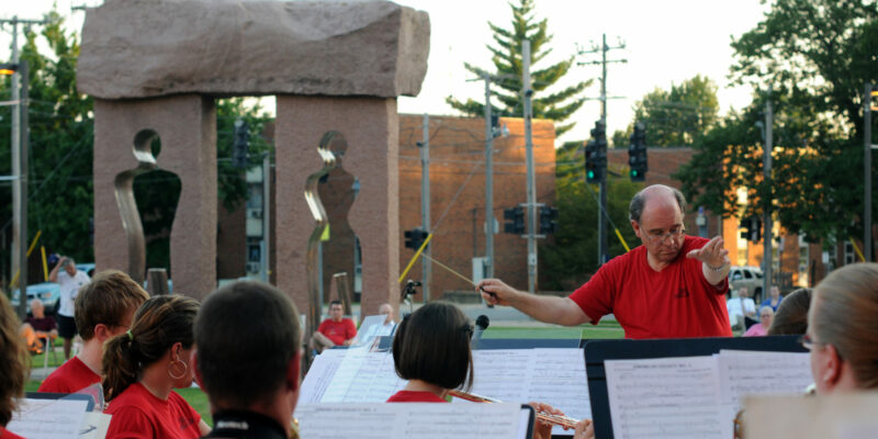 Rolla Town Band rehearsals start June 17