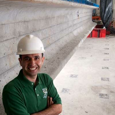 S&T graduate student receives Nevada award for bridge research