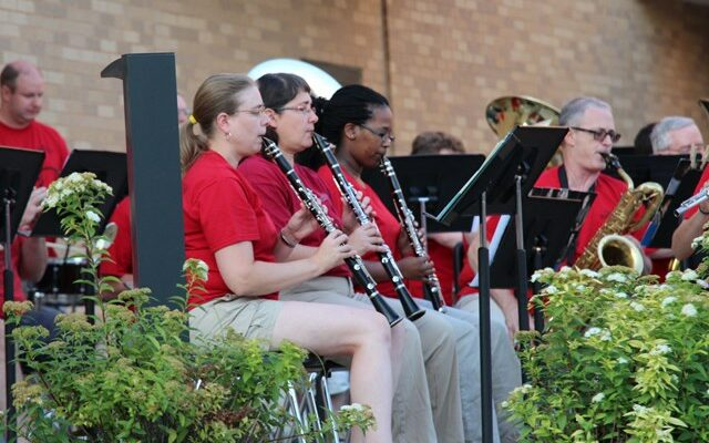 Rolla Town Band's second performance July 7