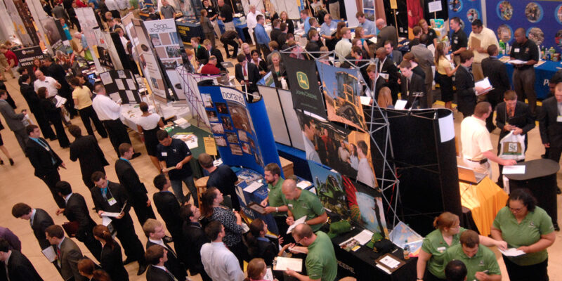 Employers recruit Missouri S&T students in record numbers