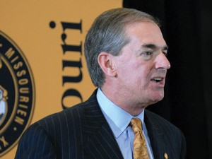 Gary Forsee (University of Missouri System photo)