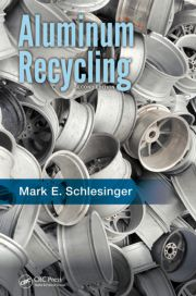 Dr. Mark E. Schlesinger's book 'Aluminum Recycling (2nd Ed.)' was published in December 2013