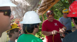 Dr. Paul Worsey directs Missouri S&T's explosives engineering program.