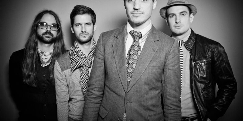 MUTEMATH to perform during St. Pat's celebrations