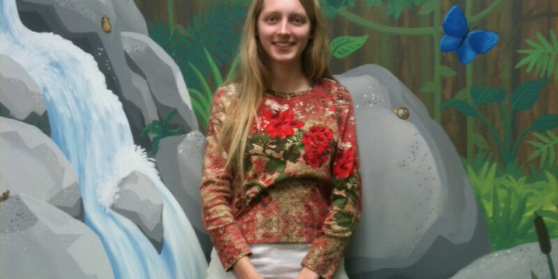 S&T student muralist to be honored at reception