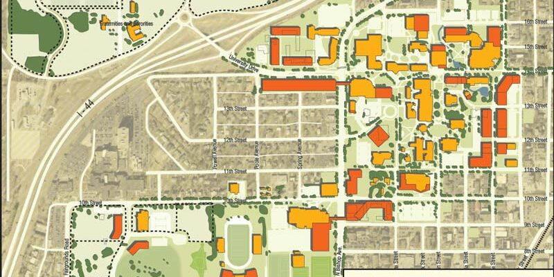 Missouri S&T campus master plan envisions redefined campus