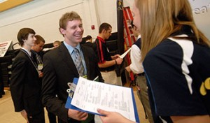 Hundreds of employers flock to Missouri S&T to hire some of the nation's best students at top salaries.