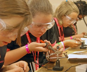 Missouri S&T has a wide variety of summer camps for students in first grade through high school.