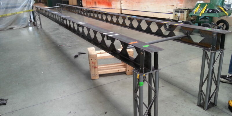 Missouri S&T's Steel Bridge Team ready to build