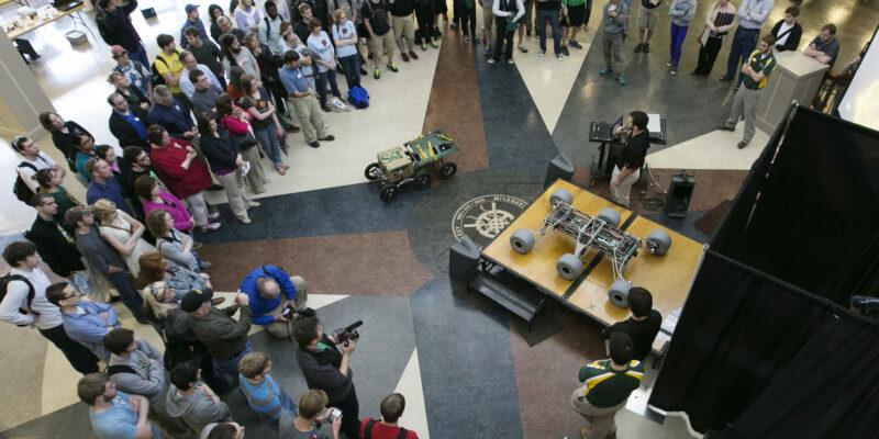 Missouri S&T design team ready to explore Mars