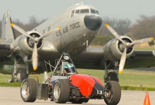 Missouri S&T's Formula car design teams ready to race