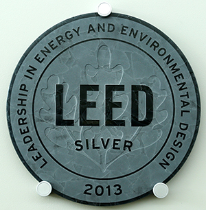 Innovation Park building receives LEED certification