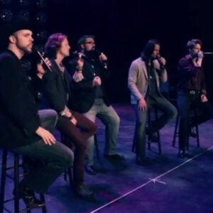 Home Free. Photo from homefreevocalband.com.