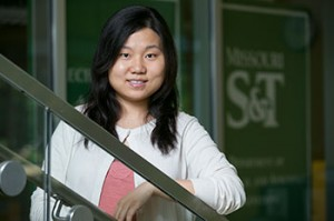 Dr. Jie Gao, assistant professor of mechanical engineering