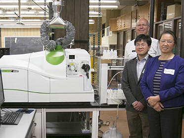 Missouri S&T collaborates with PerkinElmer for nanoparticle research