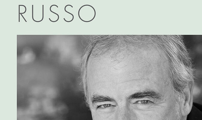 New book by S&T author explores American novelist Richard Russo