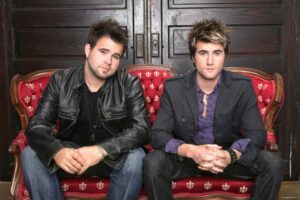 The Swon Brothers. Photo from wmeclients.com.
