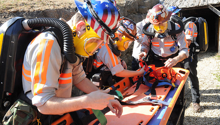 Missouri S&T's mine rescue team earns second at national competition