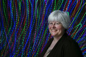 Suzanna Long teaches supply chain management     Sam O'Keefe/Missouri S&T