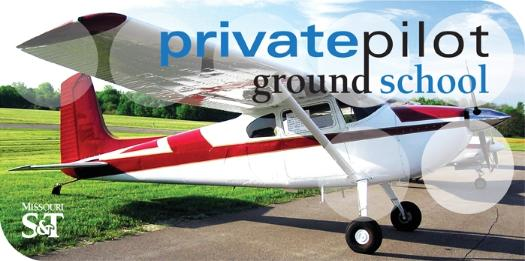 Missouri S&T to host Private Pilot Ground School this fall
