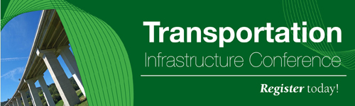 Missouri S&T will host the Transportation Infrastructure Conference on Friday, Oct. 3, 2014