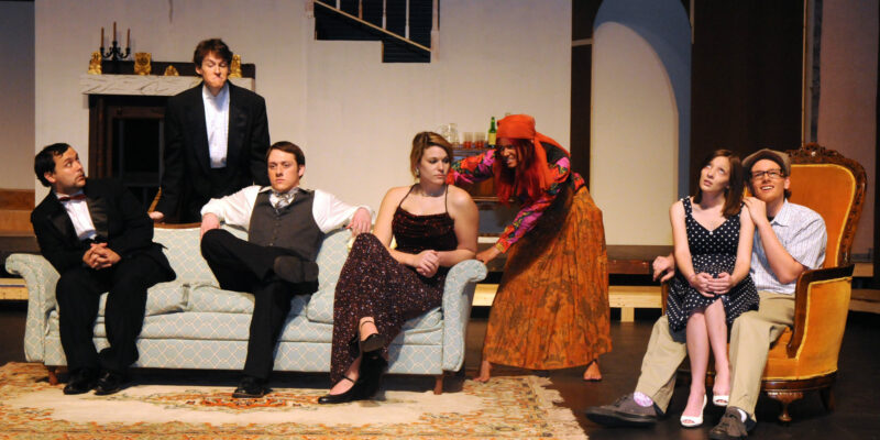 Missouri S&T students to perform Sherlock Holmes play