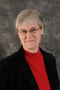 Dr. Leslie Gertsch.