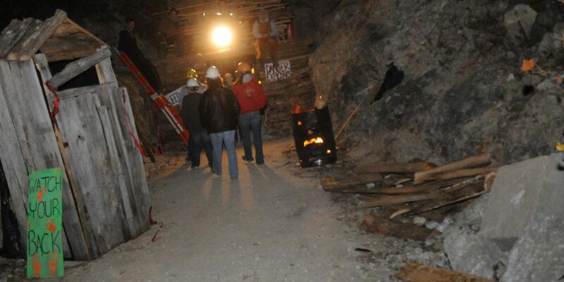 Visit Missouri S&T's spooky haunted mine