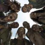 """Dr. Ivan G. Guardiola's 2012 course dealt with surviving an attack from creatures like these from the TV series """"The Walking Dead."""" (Photo via AMC.)"""