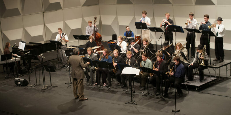 Missouri S&T Jazz Bands to perform at Leach Theatre in November