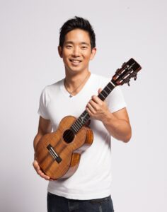 Jake Shimabukuro. Photo by Adam Jung.