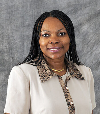 Francisca E. Oboh-Ikuenobe named interim department chair