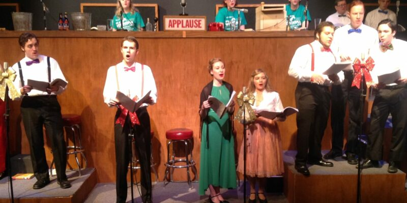 S&T students to perform 'It's a Wonderful Life: A Live Radio Play'