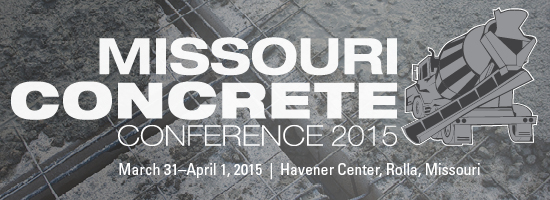 Concrete Conference to be held this spring at Missouri S&T