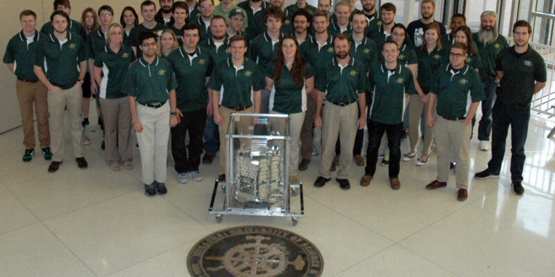 Missouri S&T satellite team wins national Air Force competition