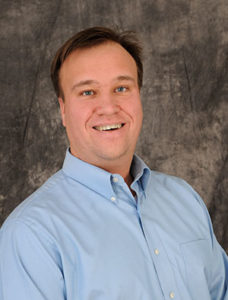 Dr. Michael Davis, associate professor of economics