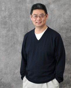 Missouri S&T researcher Jianmin Wang has developed a wastewater treatment unit that is more efficient and uses less energy than traditional methods.