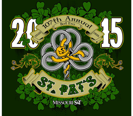 Missouri S&T announces 2015 Honorary Knights of St. Pat