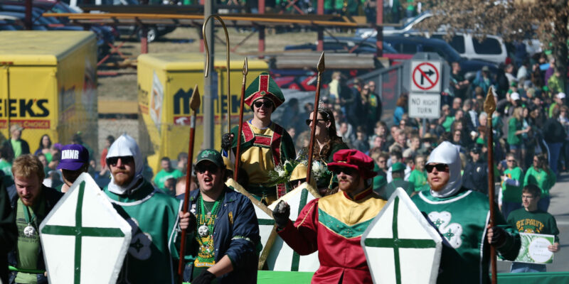 Missouri S&T students named Knights of St. Pat